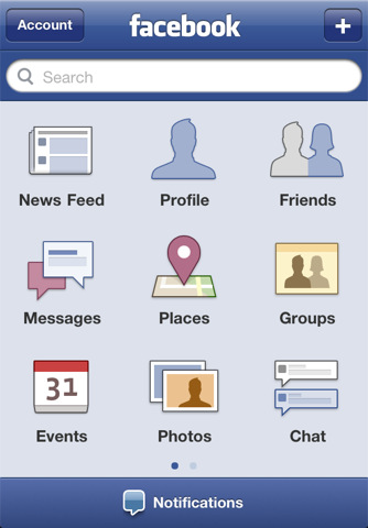 facebook 3.4 for ios