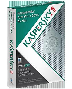 kaspersky antivirus 2011 for mac