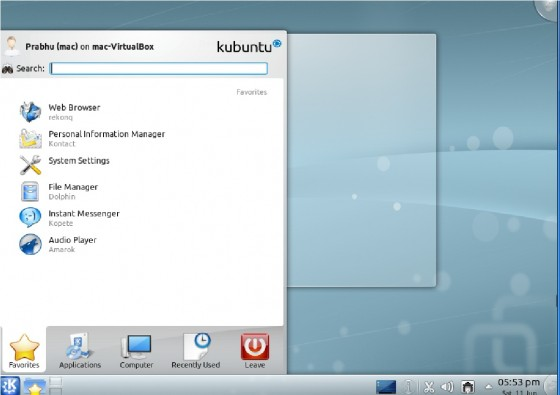 ubuntu kde installation 8