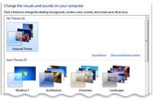 Windows Desktop Theme