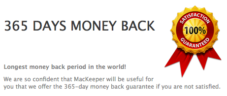 mackeeper moneyback guarantee