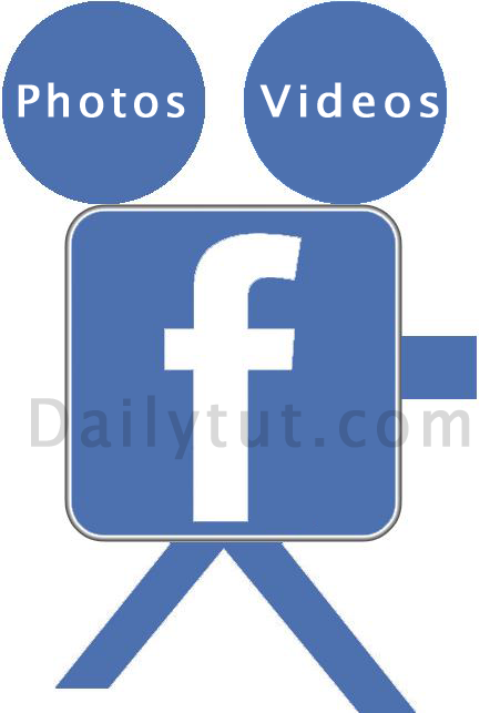 upload facebook videos