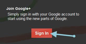 Google+ Login