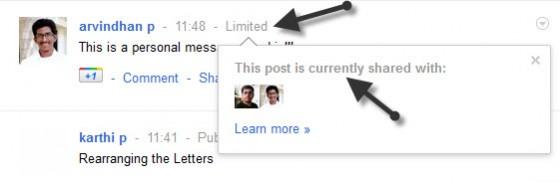 google+ signin