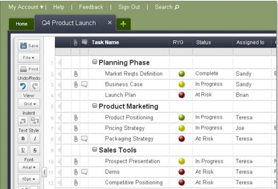 smartsheet-project-management
