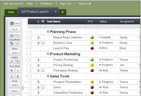 smartsheet-project-management