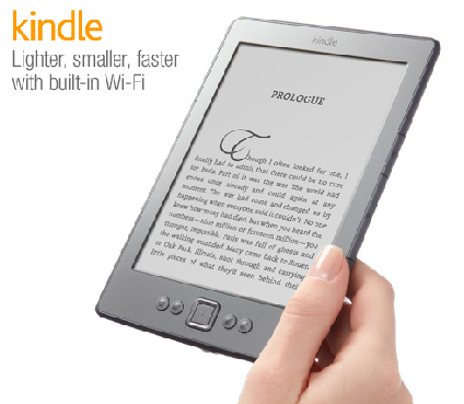 new amazon kindle