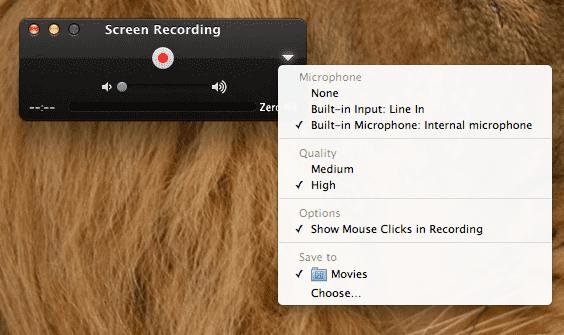 quicktime screen recording app