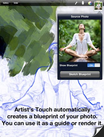 artist's-touch