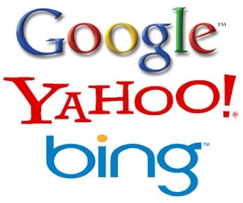 google yahoo bing