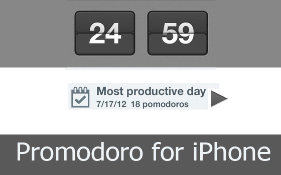 promodoro-for-iphone