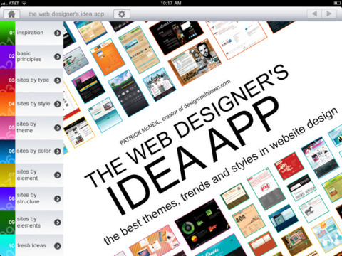 the-webdesigner's-idea