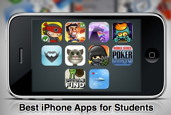 best iphone apps students