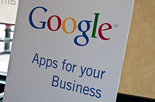 google apps business