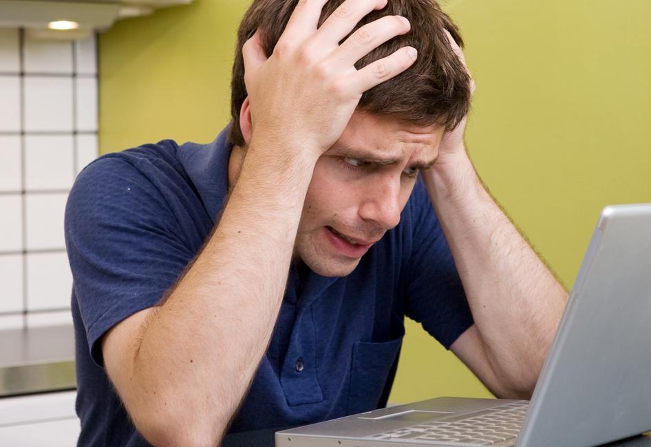 pc malware problem