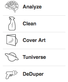 tuneup features