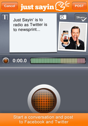 Justsayin-app-for-iphone