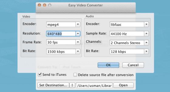 Easy-Video-Converter-settings