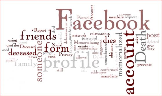 facebook-memorializing