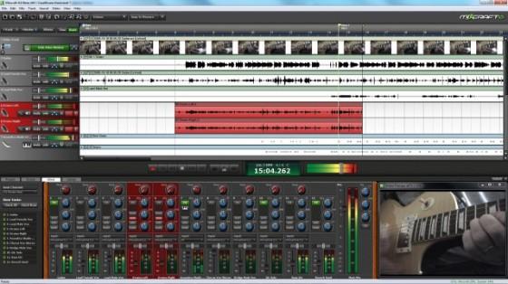 Mixcraft-6-Screenshot