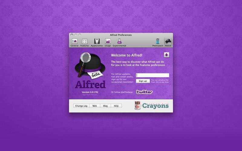 alfred-search-mac-app