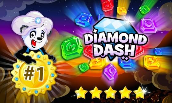 diamond-dash