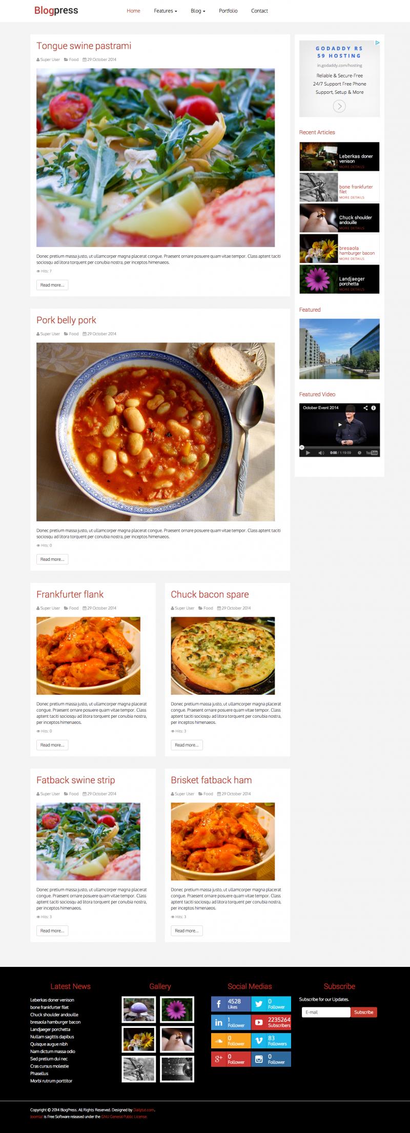 blogpress-joomla-template-download