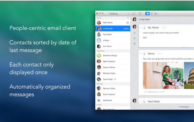 unibox-mail-app