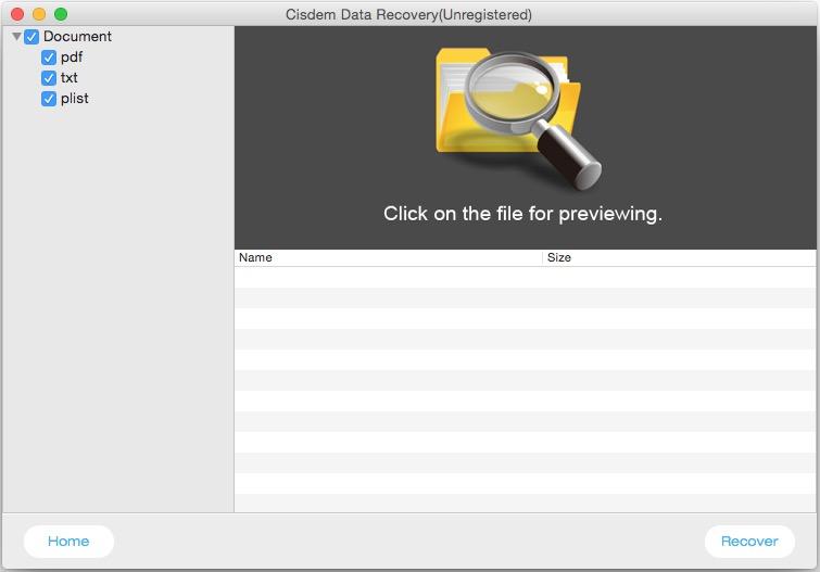 cisdem data recovery mac review 4