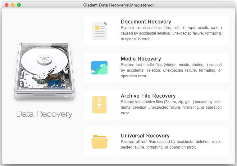 cisdem data recovery for mac review