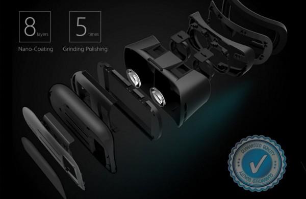 motoraux 3d virtual reality headset