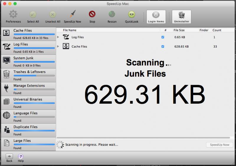 stellarinfo speedup mac offers