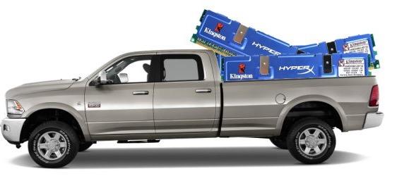 upgrade system ram memory