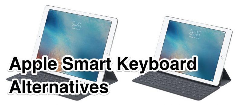 apple smart keyboard alternatives
