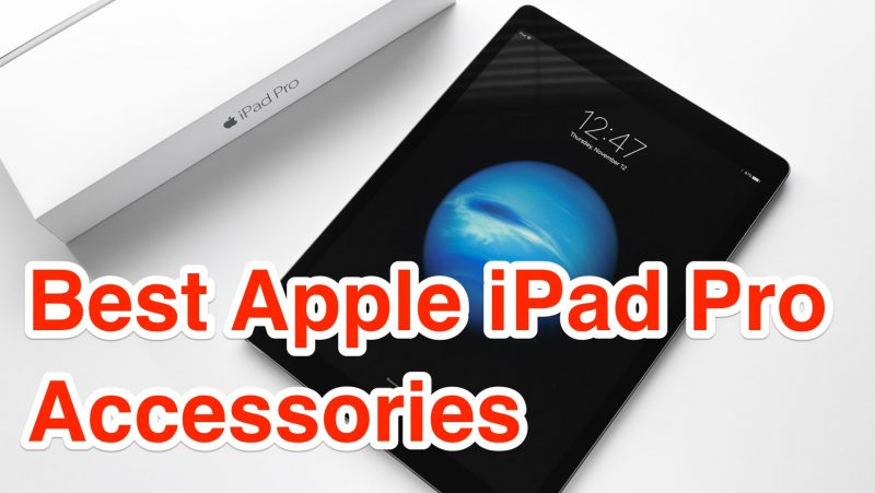apple ipad pro accessories productivity