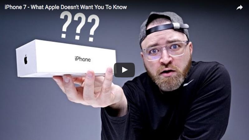 iphone 7 slower disk read write speeds