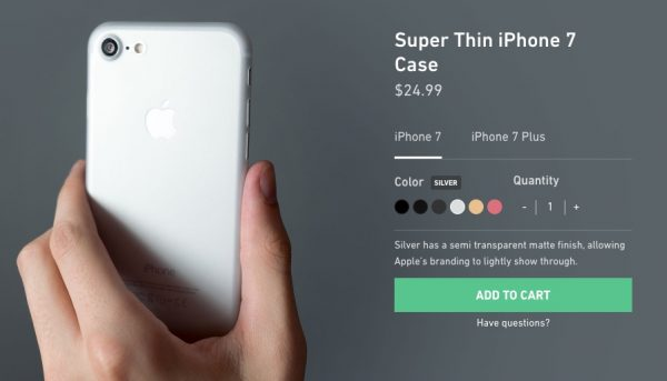 buypeel iphone 7 case
