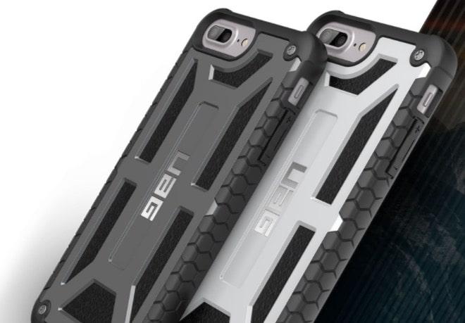 uag shockproof iphone case