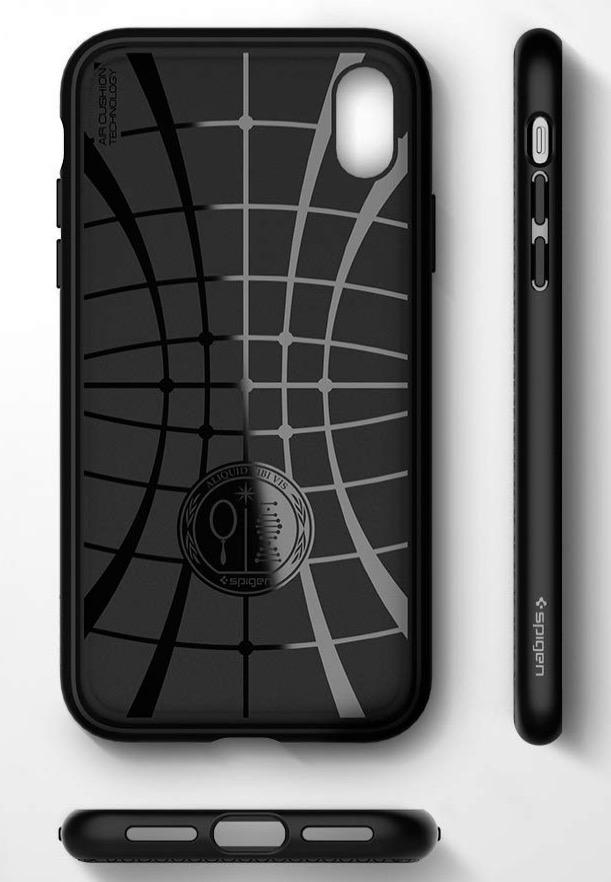 spigen iphone xr thin case