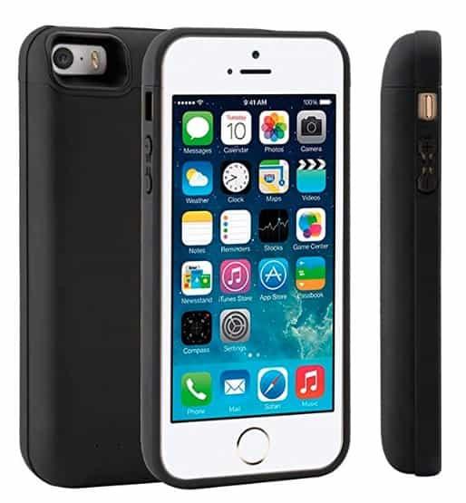iphone se battery case findagift