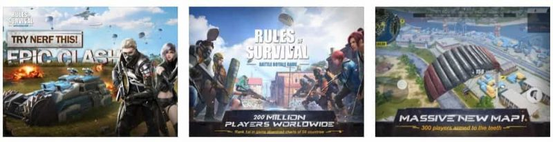 rules of survival iphone and ipad