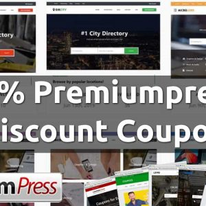 premiumpress discount codes