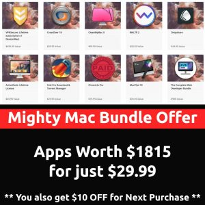 mac apps bundle discount