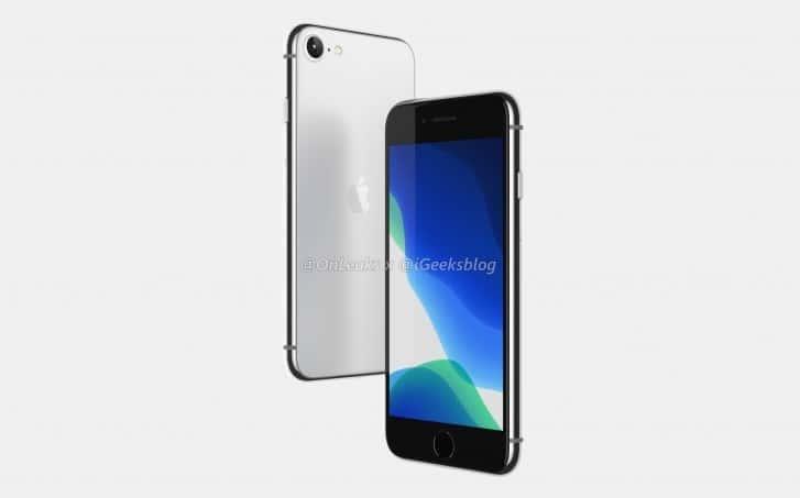 iphone se 2 design