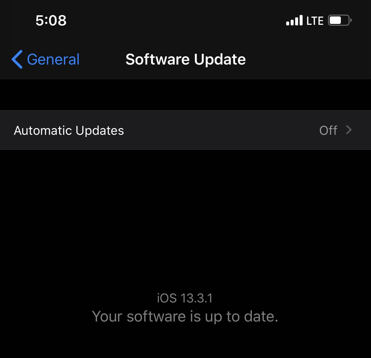 whatsapp dark mode ios13 update