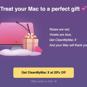 cleanmymac x discount sale