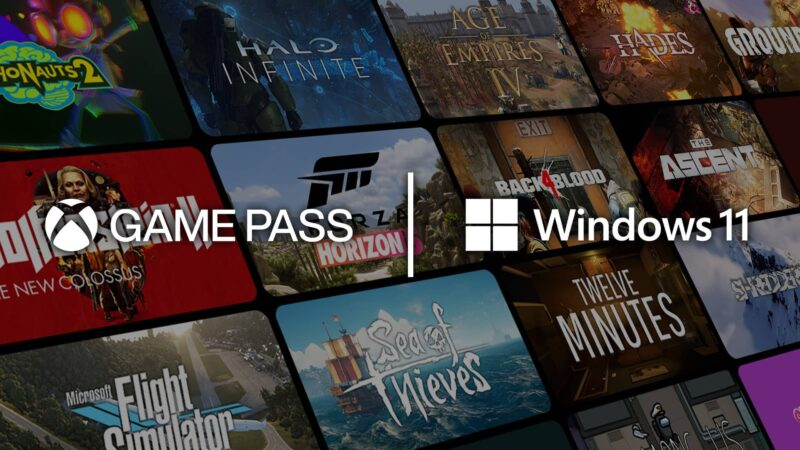 windows 11 gaming features xbox game pass