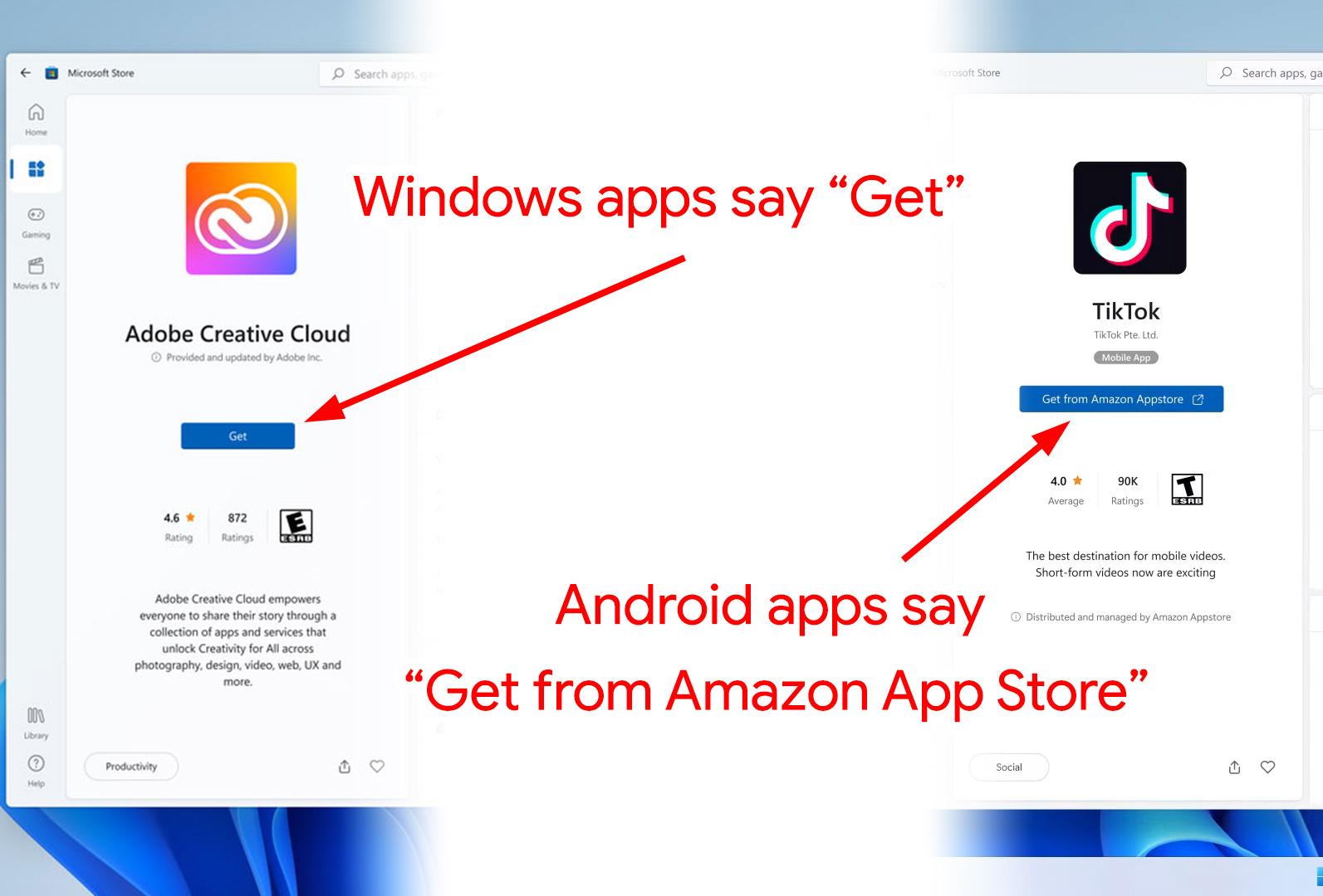 windows 11 run android apps